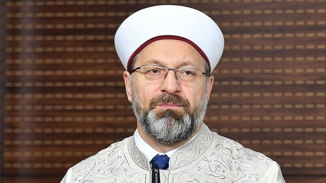 Son dakika! Resmi Gazete'de yayımlandı: Diyanet İşleri Başkanlığına yeniden Ali Erbaş atandı
