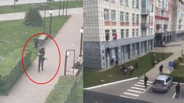 Son dakika! Rusya'da üniversiteye ateş açıldı: Ölü ve yaralılar var