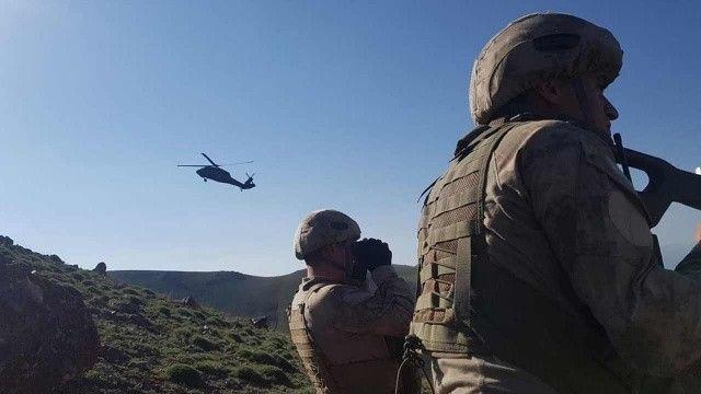 Son dakika! Saldırı hazırlığındaki PKK'lı teröristler öldürüldü