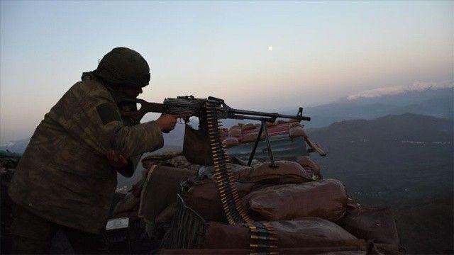 Son dakika! Terör örgütüne bir darbe daha: Bitlis'te 4 terörist öldürüldü