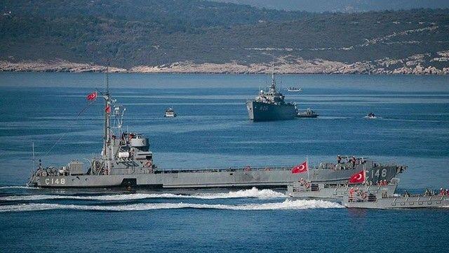 Son dakika! Türkiye'den Yunanistan'a NAVTEX hamlesi