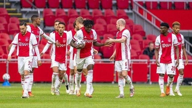 Sporting Lizbon-Ajax maç sonucu: 1-5