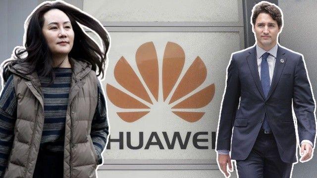 Suçlamalar düştü 'Huawei' tutukluları serbest kaldı