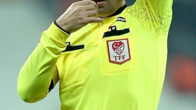 Süper Lig'de 6. haftanın hakemleri belli oldu