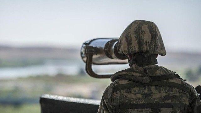 Suriye'den ülkemize geçmeye çalışan 6 kişi yakalandı