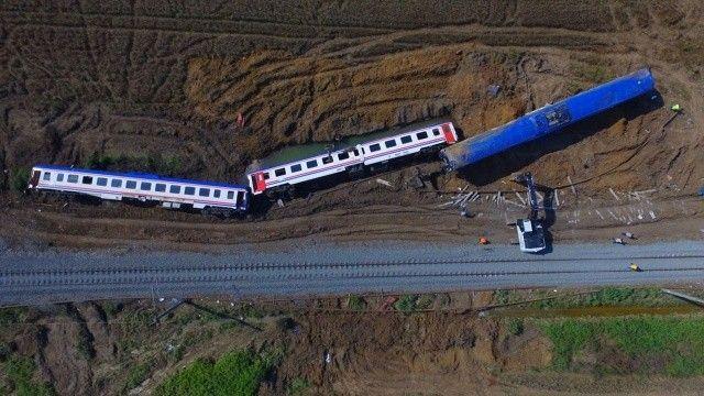 TCDD'den Çorlu tren kazasında 21 milyon TL tazminat