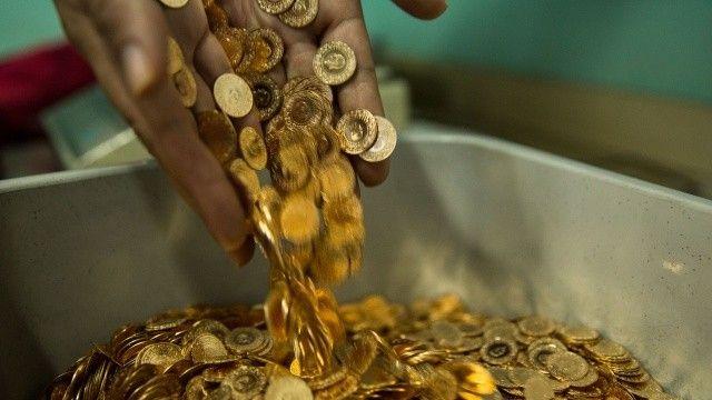 TCMB faiz kararı gram altın fiyatını uçurdu: 500 liranın üzerini  gördü