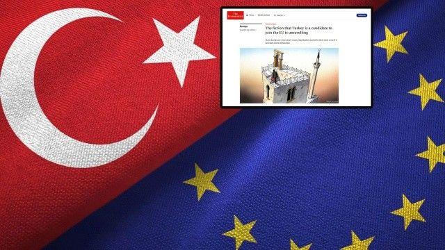 The Economist: Türkiye Müslüman olduğu için AB'ye alınmayacak