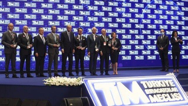 TİM ihracat ödülleri sahiplerini buldu: İşte Türk ekonomisinin kahramanları