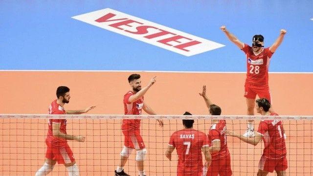 Türkiye Erkek Voleybol Takımı Avrupa Şampiyonası'nda! Türkiye Rusya voleybol maçı ne zaman, hangi kanalda?