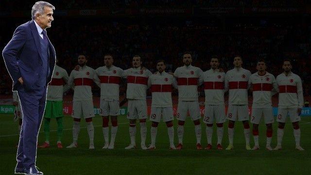 Tarihi hezimet! Farklı kaybettik... Maç Sonucu: Hollanda 6-1 Türkiye