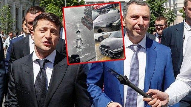 Ukrayna Devlet Başkanı Zelensky'nin danışmanına suikast