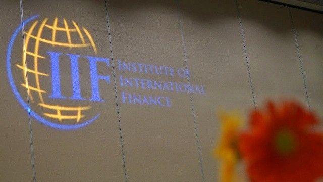Uluslararası Finans Enstitüsü bu ay TCMB'den faiz indirimi bekliyor