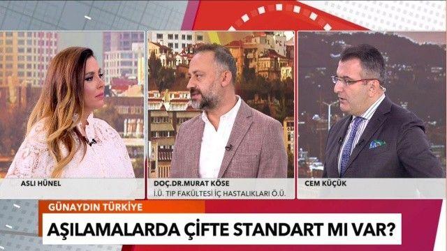 Doç. Dr. Murat Köse'den Covid-19 uyarısı: Bulaş oranı 25 kat artacak