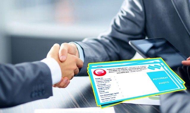 Yabancı yatırımcıyı ülkeye çekecek adım: İlk Turkuaz Kart verildi