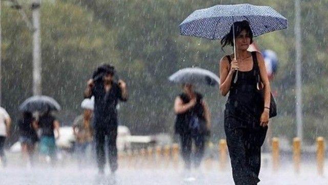 Yurtta hava durumu: Meteoroloji uyardı! Sel ve su baskınlarına dikkat