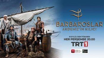"""""""Barbaroslar Akdeniz'in Kılıcı"""" bu akşam TRT 1'de başlıyor"""