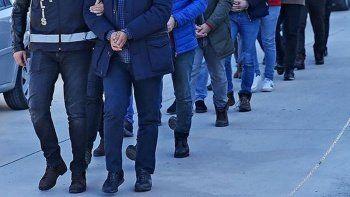 12 ilde FETÖ'nün askeri yapılanmasına operasyon: 32 gözaltı