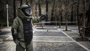 2. Dünya Savaşı'ndan kalma 100 kiloluk bomba bulundu