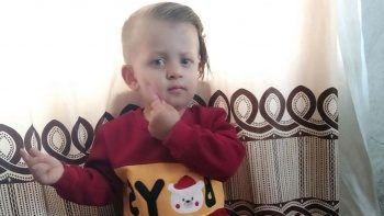 3 yaşındaki Ahmet kazada öldü