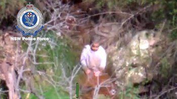 3 yaşındaki Avustralyalı çocuk ormandan 4 gün sonra kurtarıldı
