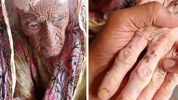 300 yaşındaki kadın sosyal medyada viral oldu: Sırrı çözülemedi, gerçek mi montaj mı?