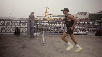 45 gün sürdü: Çılgın Türk Almanya'dan Türkiye'ye koşarak geldi