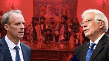 AB ve İngiltere'den Taliban'a veto: Tanımıyoruz