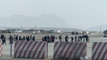ABD Afganistan'daki uçuşları kızamık bahanesiyle durdurdu