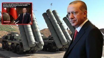 Erdoğan S-400'lerde ABD'ye rağmen meydan okuyor