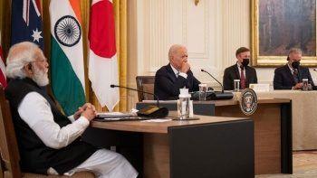 ABD'de Çin'e karşı dörtlü dünya liderleri zirvesi! Gerilim artacak