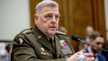ABD Genelkurmay Başkanı: IŞİD-K'ya karşı Taliban'la işbirliği mümkün
