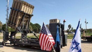 ABD Temsilciler Meclisi, Demir Kubbe için 1 milyar dolarlık fonu onayladı