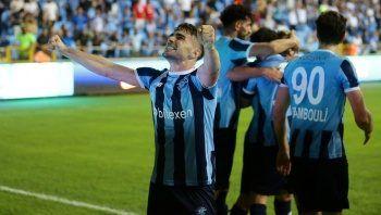 Adana Demirspor, sahasında Gaziantep'i 4-0 yendi