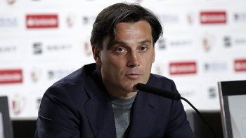 Adana Demirspor, Teknik Direktör Vincenzo Montella ile anlaştı