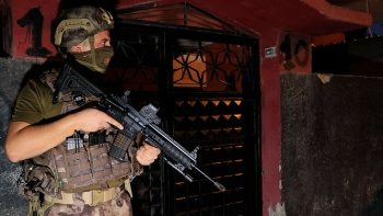 Adana merkezli PKK/KCK operasyonu