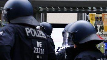 Alman polisten teröriste aşk mektubu