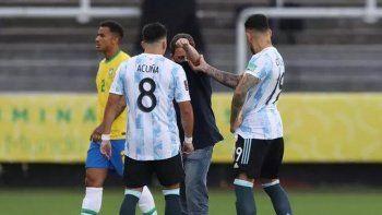 Arjantin-Brezilya maçında pandemi krizi: Arjantinli oyuncuları sınır dışı etmek istediler