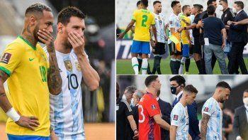 Arjantin maçının yarıda kalması dünyada yankılandı
