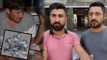 ATV ile caretta katliamında tutuklanan şüpheliler serbest kaldı