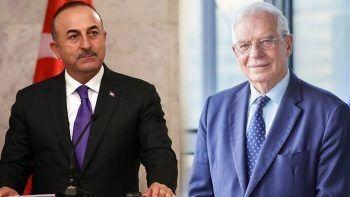 Avrupa Birliği Yüksek Temsilcisi Josep Borrell'den Türkiye açıklaması