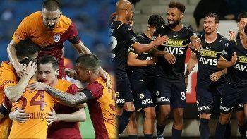 Avrupa'da çifte mesai! Fenerbahçe ve Galatasaray sahaya çıkıyor