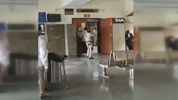 Avukat kılığında duruşmaya girip çete liderini vurdular