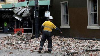 Avustralya'da 6 büyüklüğünde deprem!