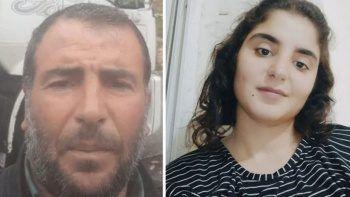 Baba sokak ortasında öldürüldü, aynı saatlerde kızı kayboldu