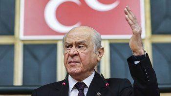 Bahçeli'den seçim barajı açıklaması: Cumhur İttifakı'nın kararı yüzde 7
