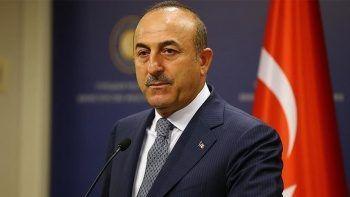 Çavuşoğlu: Suriyeli göçmenlerin geri dönüşü için çalışmaları başlattık