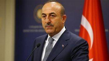 Bakan Çavuşoğlu'ndan Afganistan mesajı