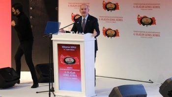 Bakan Soylu: Türkiye'deki toplam terörist sayısı 189'a indi