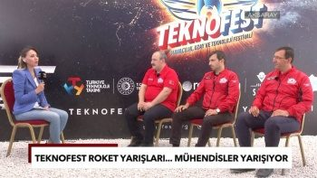 Bakan Varank: Şimdilik roket, sonra Türkiye'yi ateşleyecekler